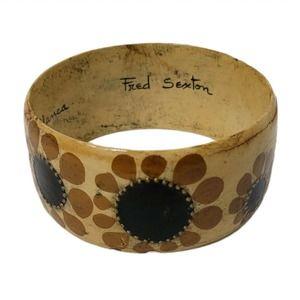 Vintage Fred Sexton Bracelet Nube Blanca 60's